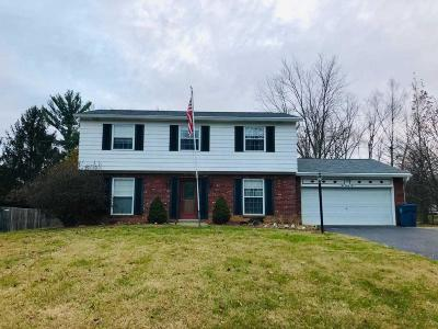 Hamilton County, Butler County, Warren County, Clermont County Single Family Home For Sale: 286 Apache Trail