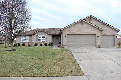 Hamilton County, Butler County, Warren County, Clermont County Single Family Home For Sale: 3245 Tuscarora Court