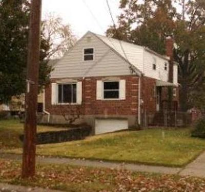 Cincinnati OH Single Family Home For Sale: $64,900
