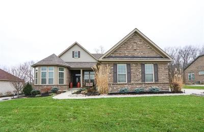 Butler County Single Family Home For Sale: 6240 Winding Creek Boulevard