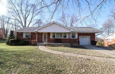 Fairfield Twp Single Family Home For Sale: 5961 Beaty Lane