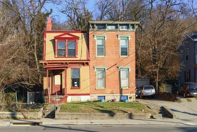 Cincinnati Single Family Home For Sale: 1694 Harrison Avenue