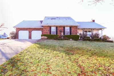 Warren County, Clermont County, Hamilton County, Butler County Single Family Home For Sale: 4139 Duffy Court