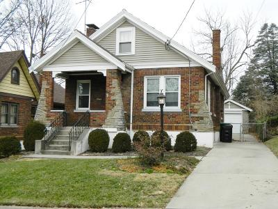Cincinnati OH Single Family Home For Sale: $84,000