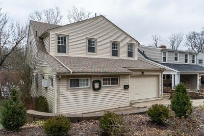 Cincinnati OH Single Family Home For Sale: $326,000