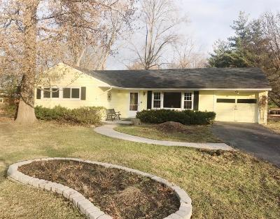 Hamilton County, Butler County, Warren County, Clermont County Single Family Home For Sale: 9832 Lorelei Drive