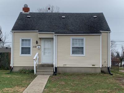 Hamilton Single Family Home For Sale: 1117 Tiffin Avenue