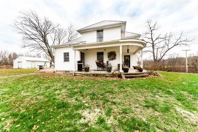 Brown County Single Family Home For Sale: 12576 Us Rt 62