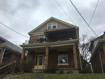 Cincinnati OH Multi Family Home For Sale: $39,900