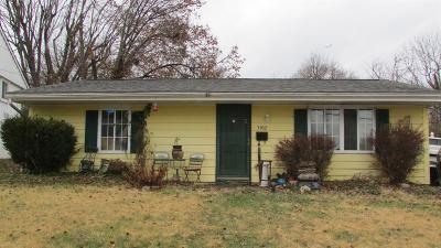 Colerain Twp Single Family Home For Sale: 3962 Woodsong Drive