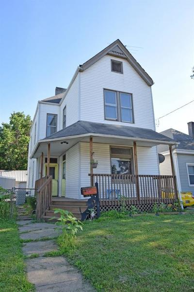 Cincinnati Single Family Home For Sale: 179 W North Bend Road