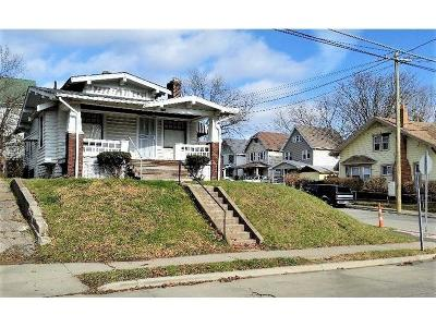 Cincinnati OH Single Family Home For Sale: $45,000