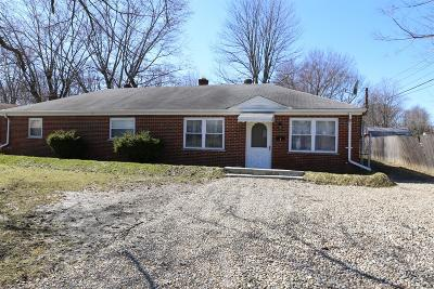 West Chester Single Family Home For Sale: 8645 Butler Warren Road