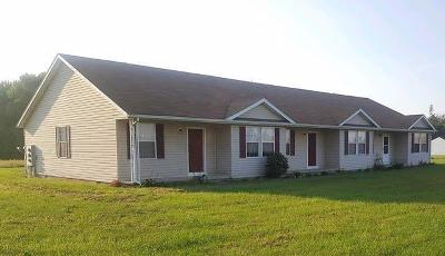 Clinton County Multi Family Home For Sale: 6868 St Rt 134