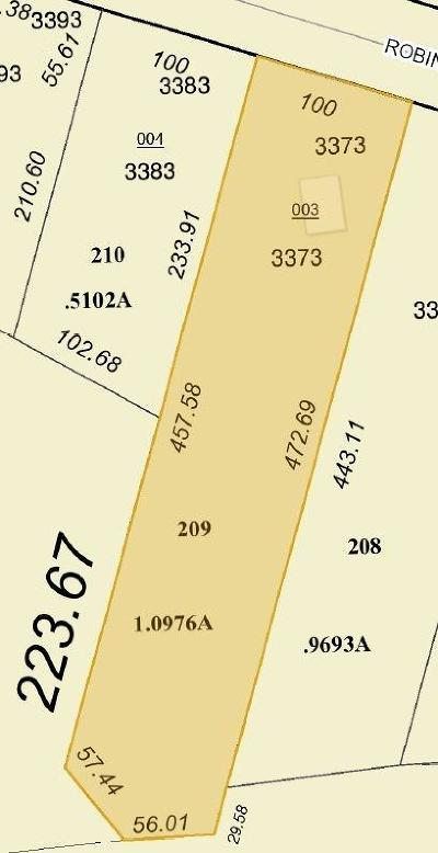Ross Twp Residential Lots & Land For Sale: 3373 Robina Lane #RT209
