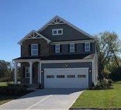 Fairfield Single Family Home For Sale: 2545 Fairfield Ridge Drive