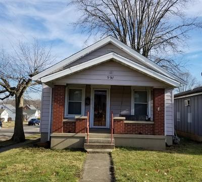 Hamilton Single Family Home For Sale: 990 N F Street