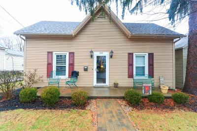 Mason Single Family Home For Sale: 314 E Main Street