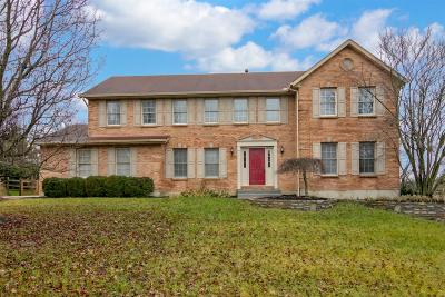 Liberty Twp Single Family Home For Sale: 7117 Clawson Ridge Court