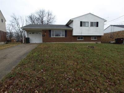 Colerain Twp Single Family Home For Sale: 2456 Stockport Court