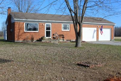 Highland County Single Family Home For Sale: 600 Frye Road