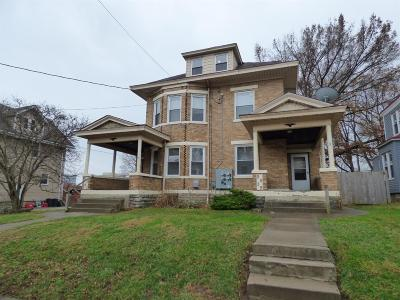 Norwood Multi Family Home For Sale: 2541 Melrose Avenue