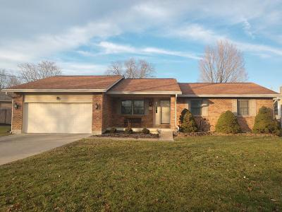 Fairfield Single Family Home For Sale: 32 Meadowview Court