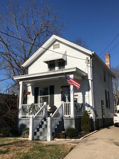 Cincinnati Single Family Home For Sale: 3090 Celeron Avenue
