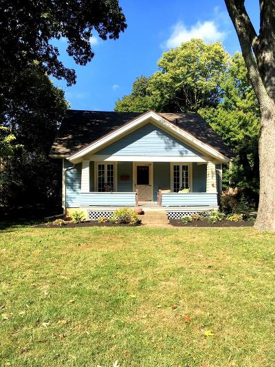 Harrison Twp Single Family Home For Sale: 215 Briarcliff Road