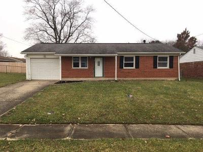 Colerain Twp Single Family Home For Sale: 11273 Richford Drive