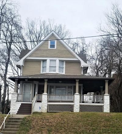 Cincinnati OH Single Family Home For Sale: $75,000
