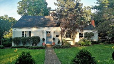 Single Family Home For Sale: 603 Floral Avenue