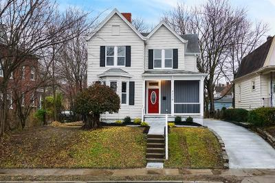 Norwood Single Family Home For Sale: 4210 Bell Street