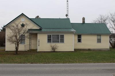 Green Twp OH Single Family Home For Sale: $115,000
