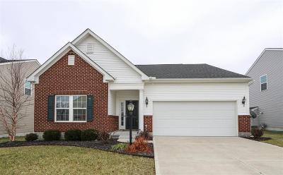 Fairfield Single Family Home For Sale: 5116 River Ridge Lane