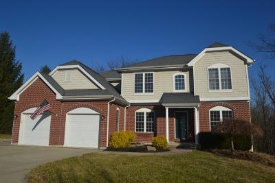 Warren County, Clermont County, Hamilton County, Butler County Single Family Home For Sale: 5753 Sutters Mill Drive