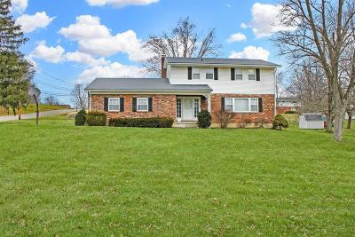 Butler County Single Family Home For Sale: 5673 Kingsbury Road
