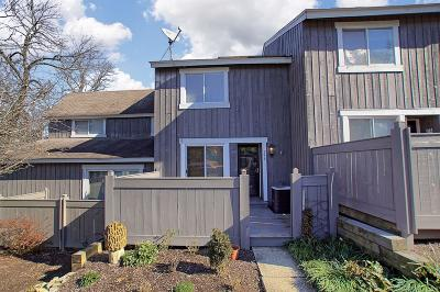 Fairfield Condo/Townhouse For Sale: 136 Twin Lakes Drive
