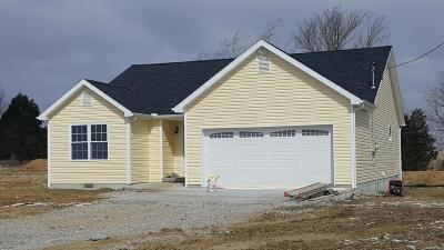 Meigs Twp OH Single Family Home For Sale: $154,900