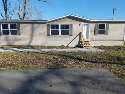 Seaman OH Single Family Home For Sale: $99,900