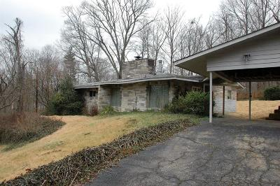 Single Family Home For Sale: 700 Eversole Road