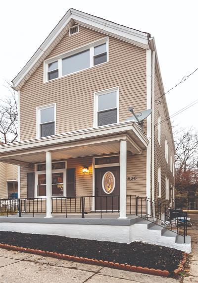 Cincinnati Single Family Home For Sale: 536 Ringgold Street