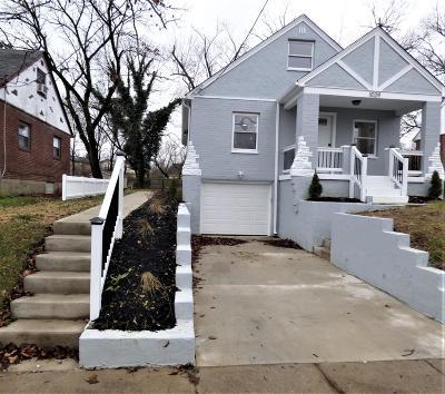 Wyoming Single Family Home For Sale: 1029 Oak Avenue