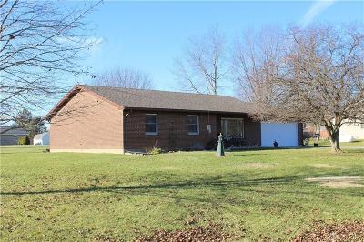 Preble County Single Family Home For Sale: 1437 Leon Drive