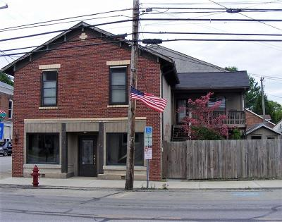 Adams County, Brown County, Clinton County, Highland County Single Family Home For Sale: 101 Winchester Street