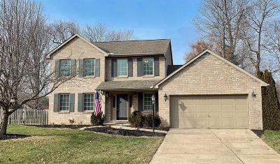 Miami Twp Single Family Home For Sale: 6248 Forest Crest Court