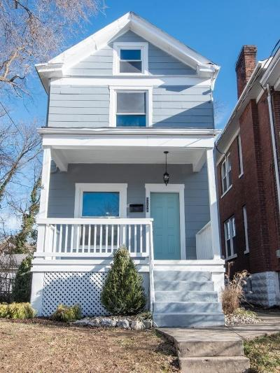 Norwood Single Family Home For Sale: 5208 Rolston Avenue