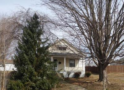 Adams County, Brown County, Clinton County, Highland County Single Family Home For Sale: 224 Muntz Street