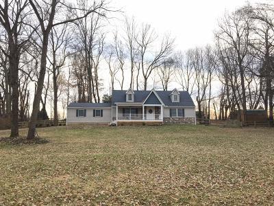 Turtle Creek Twp Single Family Home For Sale: 6333 Nickel Road