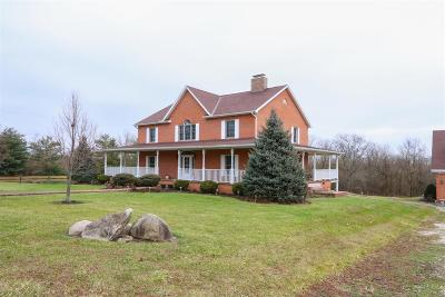 Butler County Single Family Home For Sale: 4750 Eck Road